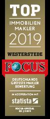 Pistoor Immobilien Westerstede - Focus Top Immobilienmakler 2019