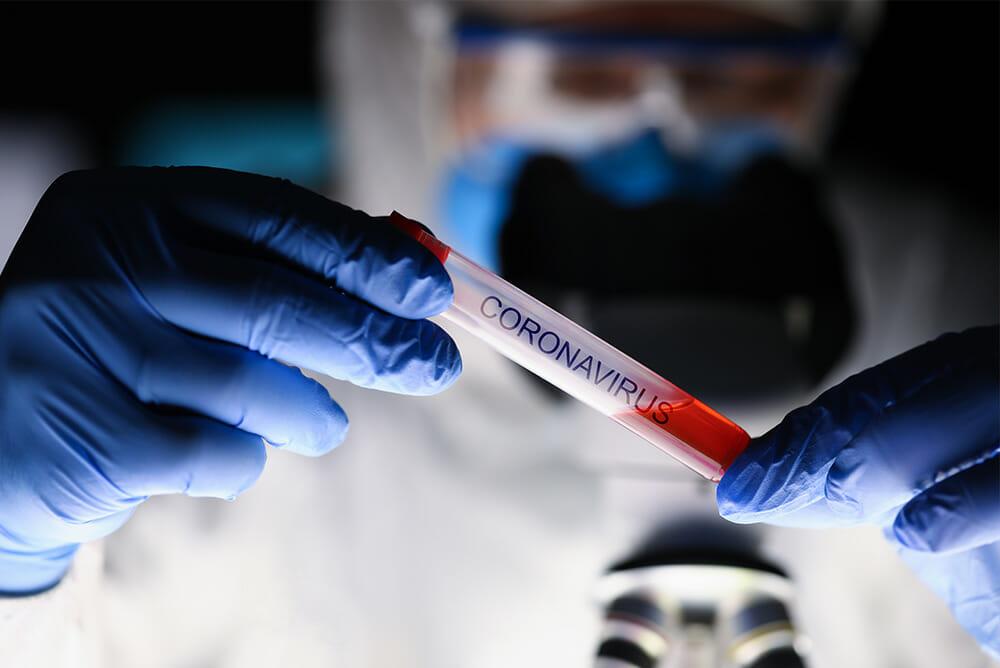 Ausbreitung des Corona-Virus