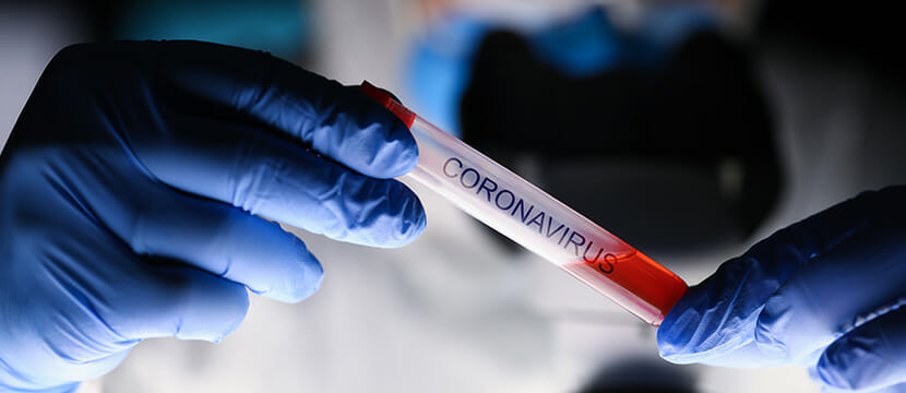 Kundeninformation Corona Virus
