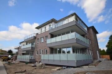 Neubau/Erstbezug: 3-Zimmer-Hochparterre-Wohnung in Toplage 26655 Westerstede, Erdgeschosswohnung