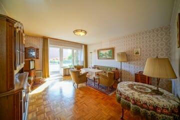 Provisionsfrei für den Käufer: Bezugsfreie Eigentumswohnung im Stadtzentrum 26655 Westerstede, Erdgeschosswohnung