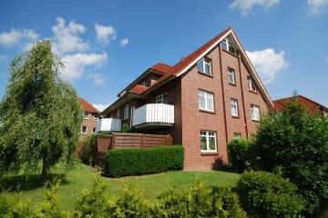Provisionsfrei für den Käufer: Vermietetes Mehrfamilienhaus zur Kapitalanlage in Westerstede 26655 Westerstede, Mehrfamilienhaus