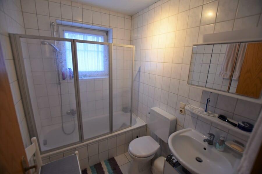 Zuhause im Glück! - Tageslichtbad/WC