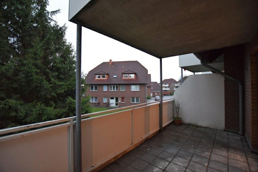 Günstige Starter-Wohnung, kurzfristig frei! - Balkon