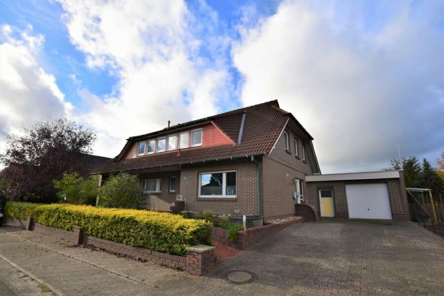 Provisionsfrei für den Käufer:  4-Zimmer-Dachgeschosswohnung zur Eigennutzung oder Kapitalanlage - Außenansicht