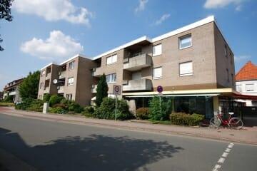 In Kliniknähe: Modernes Wohnen – mit Einbauküche! 26655 Westerstede, Etagenwohnung